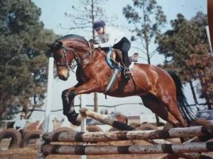 perseverance, horse, daughter, jumping, horse jumping, show jumping, gymkana, daughterk