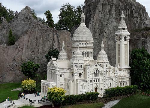Sacré-Cœur - Paris at Legoland