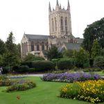 Abbey Gardens Bury St Edmunds