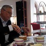 Tea at Great Fosters Egham, Surrey