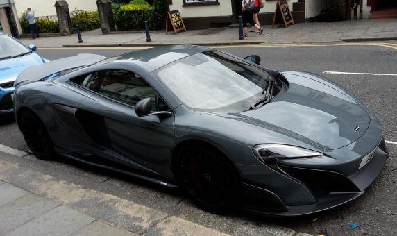 McLaren, Reigate High Street, Reigate, Surrey